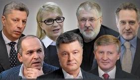 В Виннице чуть не сорвали показ документального фильма о политической элите Украины