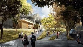 Google збудує надсучасну штаб-квартиру відкритою для відвідувачів