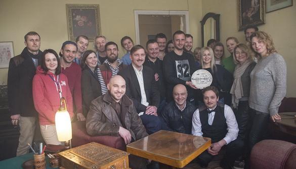 Канал «1+1» розпочав зйомки серіалу «Сувенір з Одеси» за сценарієм Кокотюхи