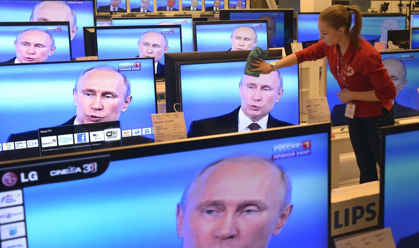 Як Росія цькує журналістів у Криму