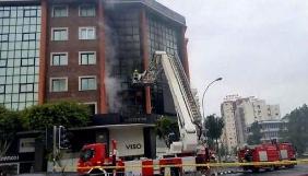На Кіпрі вибухнула будівля, в якій знаходиться російська радіостанція «Russian Wave» (Відео)