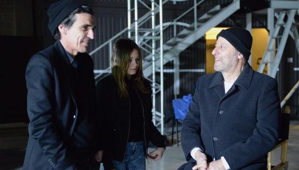 Жан Рено стал «частью украинского приключения» в фильме «Полина»