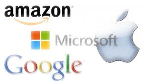 Apple, Amazon і Microsoft приєднались до Google в боротьбі проти ФБР