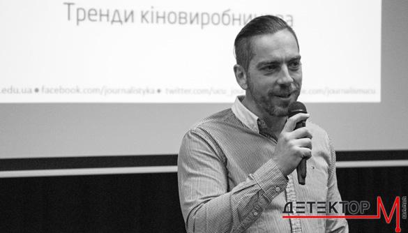 Режисер Тарас Химич: «Спецефекти — це не наслідування Голлівуду, а ознака якості»