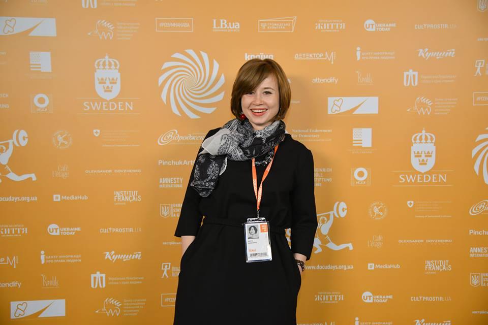 Дар'я Аверченко: «Ми зробили все, щоби перетворити Docudays UA на модний івент»