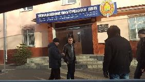 Посольство України в Білорусі з'ясовує обставини затримання Христини Бердинських