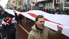У Мінську почали відпускати затриманих у День Волі журналістів і правозахисників