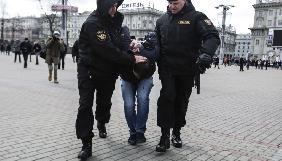 У Білорусі відбуваються нові затримання журналістів і блогерів (ОНОВЛЮЄТЬСЯ)