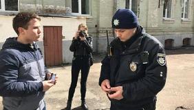 У Житомирі напали на журналіста каналу «24» Олександра Крижанівського