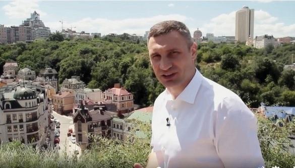 Кличко хорошо провел время, снимая ролик для Евровидения
