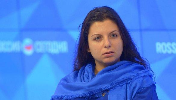 Маргариту Симоньян высмеяли в сети за пост о «митинге против Путина»