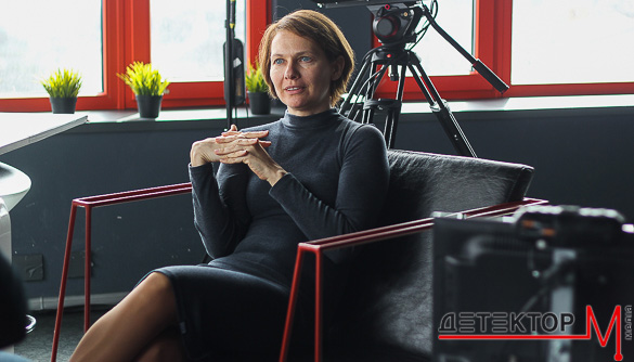 """Тетяна Пушнова: «""""Громадське""""— це фактично реаліті-шоу»"""