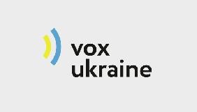 VoxUkraine розпочав збір коштів на проект «Коефіцієнт корисності депутатів»