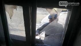 В Кам'янському вчинено напад на друкарню, який пов'язують з друком газети «Антимафия»