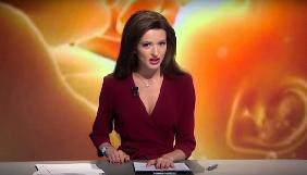 Ведущая ICTV расплакалась в прямом эфире, рассказывая об абортах