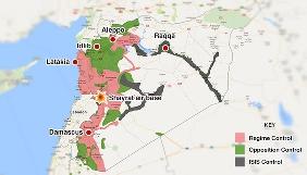 Reuters опублікував супутникові знімки обстріляної ракетами сирійської авіабази (ДОПОВНЕНО)