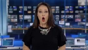 В мережі стало вірусним відео з телеведучою, яка не помітила початок ефіру