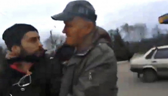 «Наші гроші» заявляють про напад на журналістів під час зйомок елітної нерухомості під Харковом