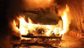 На Київщині журналістці спалили мікроавтобус за розслідування про ліс