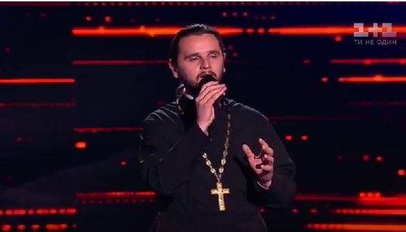 Поющий священник Александр Клименко: 1+1 – информационная тоталитарная секта
