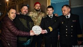 В Україні знімають фільм про опір тральщика «Черкаси» під час анексії Криму