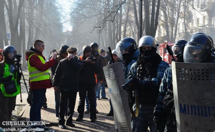 З тітушек в армію «ДНР». Справа про побиття фотокора