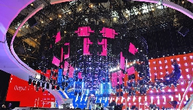 Сцена для «Євробачення-2017» у Києві повністю готова