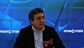 СБУ на три роки заборонила в'їзд в Україну секретарю Спілки журналістів Росії Ашоту Джазояну
