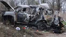 Російські військові планують зняти постановочне відео, пов'язане з підривом автомобіля ОБСЄ  – розвідка штабу АТО