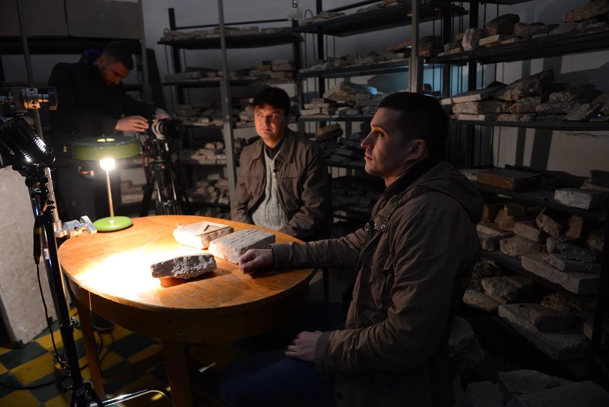 «1+1» знімає продовження фільму «Україна. Повернення своєї історії»