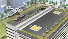 Uber планує представити летюче таксі до 2020 року
