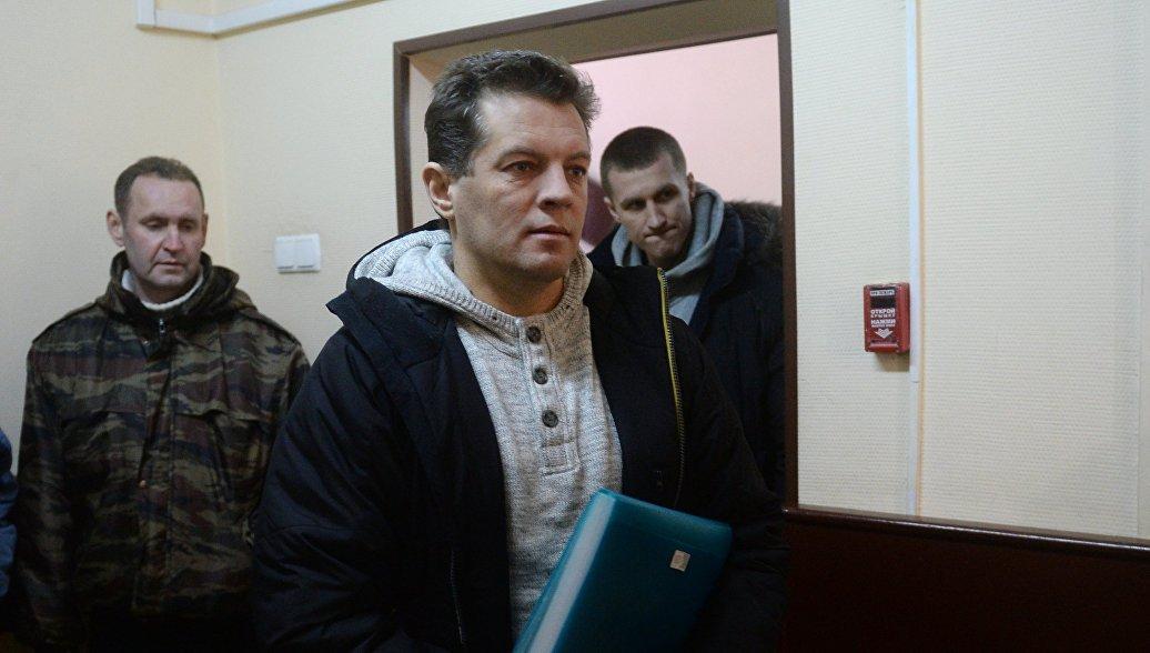 МЗС України вкотре вимагає від Росії звільнити журналіста Сущенка