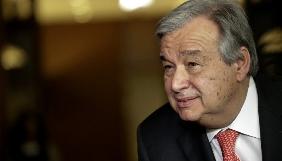 У Всесвітній день свободи преси генсек ООН закликав захищати свободу слова і припинити «гоніння на журналістів»