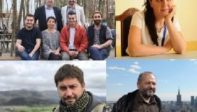 Антон Наумлюк став одним із переможців премії «Вільна преса Східної Європи» за публікації про Крим