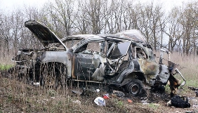 «Радіо Свобода» поширює відео моменту вибуху машини ОБСЄ на Луганщині