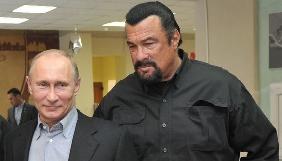СБУ заборонила в'їзд в Україну «другові Путіна» Стівену Сігалу