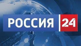 «Россия 24» транслює «військові паради» з ОРДЛО