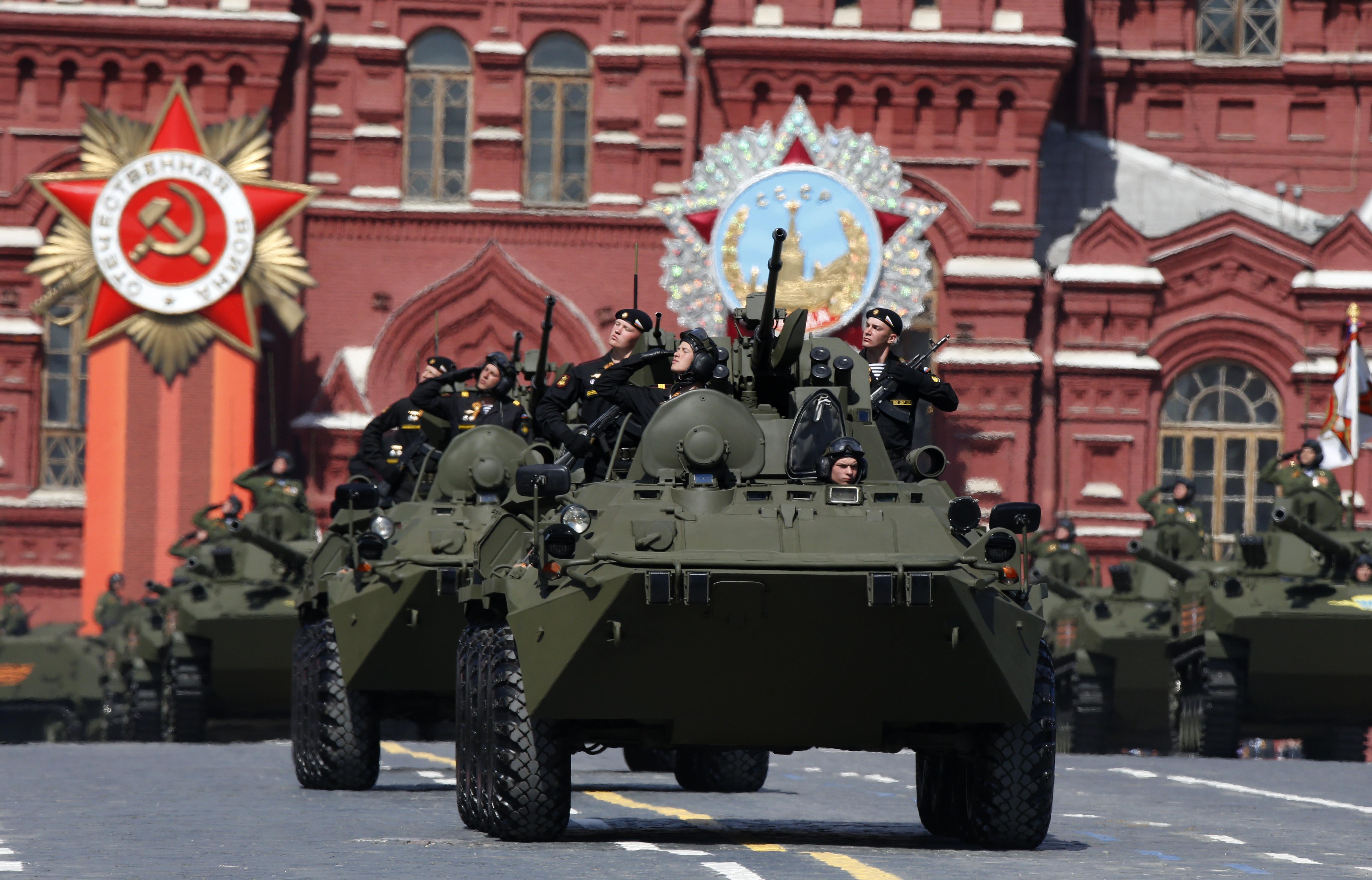 «Дедывоевали», или «Пусть рушится мир, лишь бы Россия была во главе процесса»