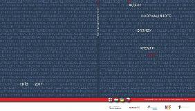 16 травня ГО «Детектор медіа» презентує перший звіт за результатами вимірювання Індексу інформаційного впливу Кремля