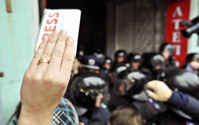 Найбільшу кількість порушень свободи слова ІМІ зафіксував у квітні
