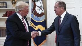 Американські журналісти обурились, що їх не пустили на зустріч Трампа з Лавровим