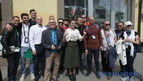 В «Укрінформі» відкрилася фотовиставка робіт з АТО