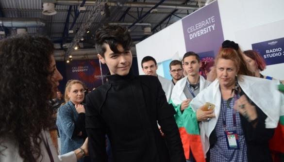 Фінал «Євробачення»: представник Болгарії розраховував на 12 балів від України і вибачився перед росіянами за друге місце