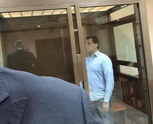 Московський суд відхилив скаргу на продовження утримання під вартою Сущенка