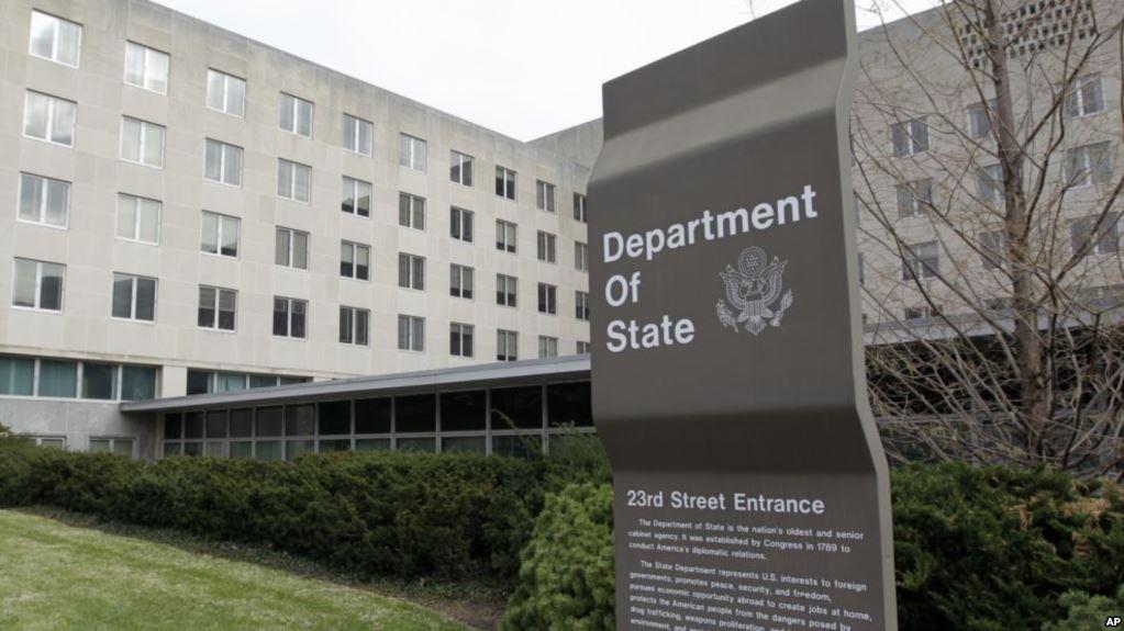 Держдепартамент США повідомляє, що не робив заяв про заборону російських сайтів
