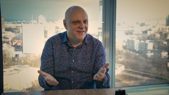 «Перегони» за телеведучого Миколу Вересня виграв NewsOne