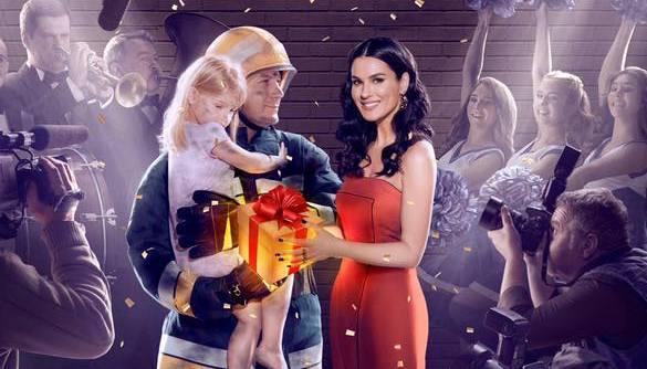 На СТБ показали постери нового шоу з Машею Єфросініною