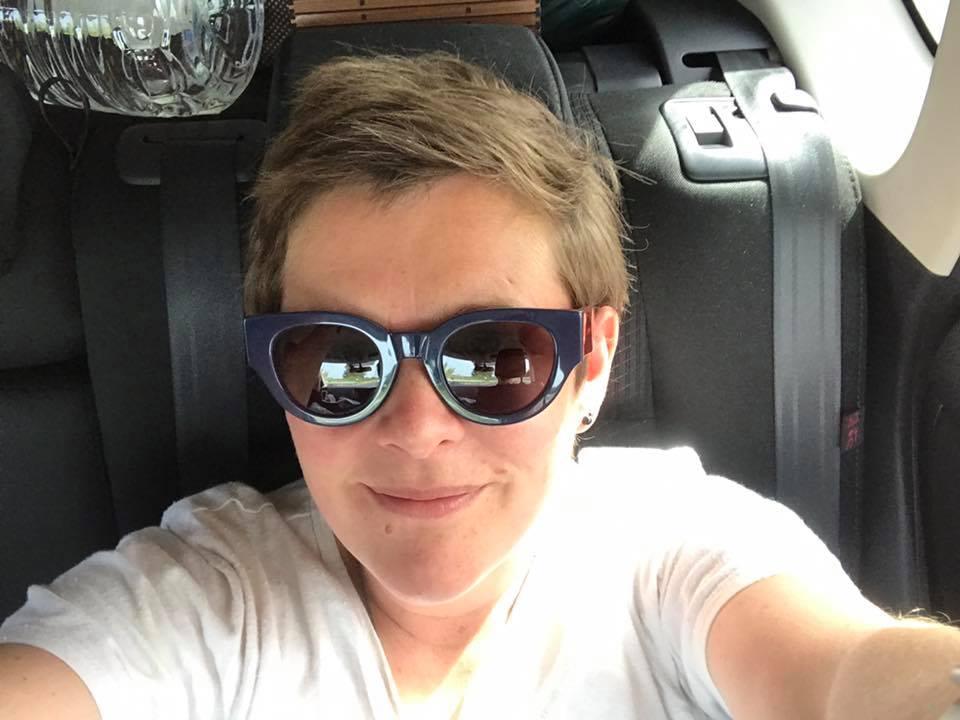 Юлія Макгаффі повідомила про нове місце роботи