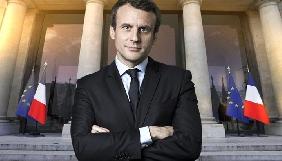 Канцелярія президента Франції отримала листа від Сущенка