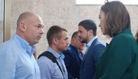 Голова Волинської облради порадив журналістам звернутися до суду, аби домогтися його прес-конференції